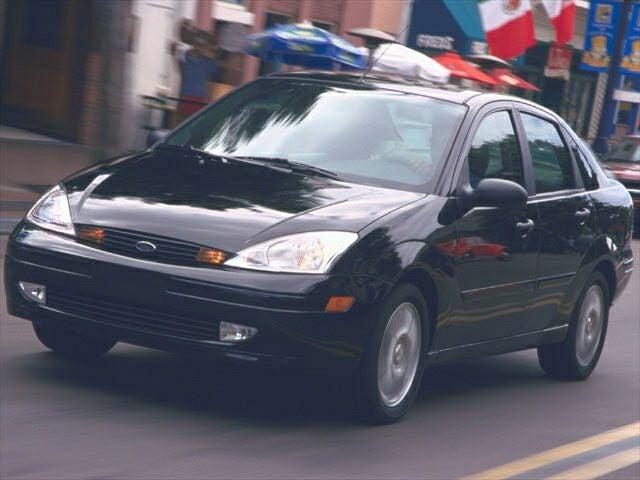 2001 Ford Focus Se In Loveland Co