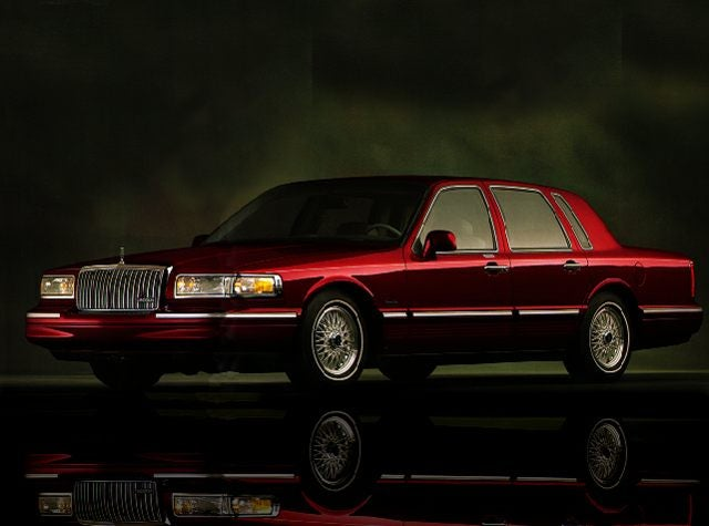1997 Lincoln Town Car Signature In Loveland Co Ford