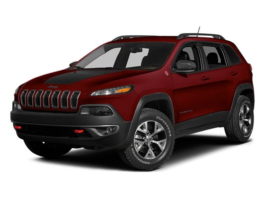 2014 jeep cherokee trailhawk in loveland, co - loveland ford