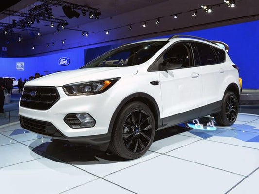 Ford Escape Sport >> 2019 Ford Escape Se