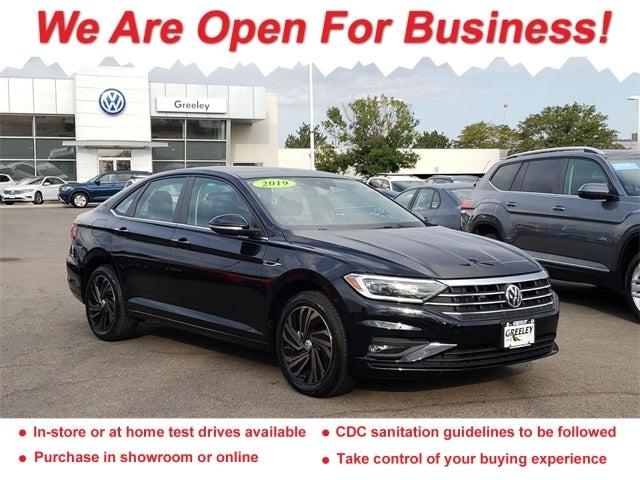 Used 2019 Volkswagen Jetta For Sale Loveland Co G2155