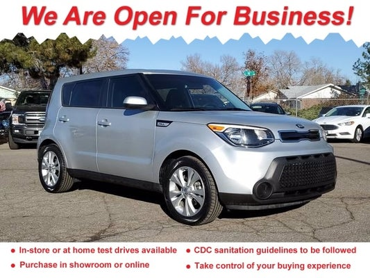 Used 2015 Kia Soul For Sale Loveland Co 112452q